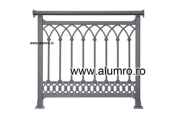 Balustrade clasice ALUMINCO - Poza 44
