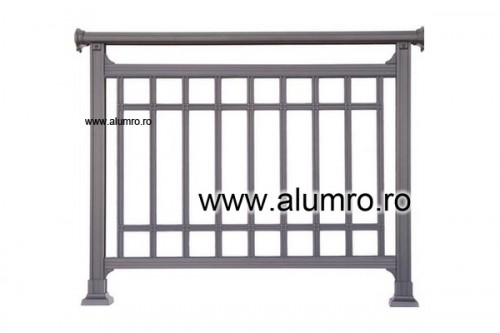 Balustrade clasice ALUMINCO - Poza 45