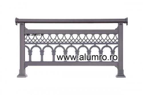 Balustrade clasice ALUMINCO - Poza 48