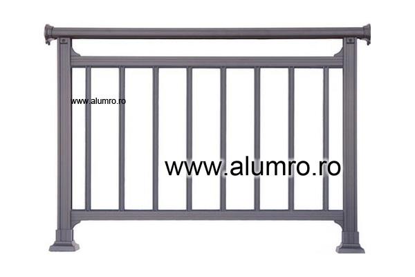Balustrade clasice ALUMINCO - Poza 73