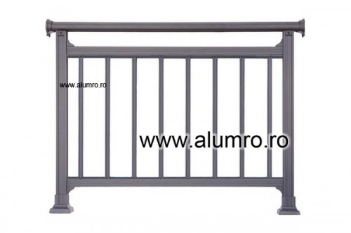Balustrade clasice ALUMINCO - Poza 74