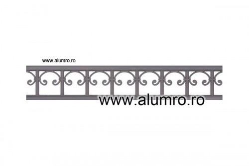 Balustrade clasice ALUMINCO - Poza 76
