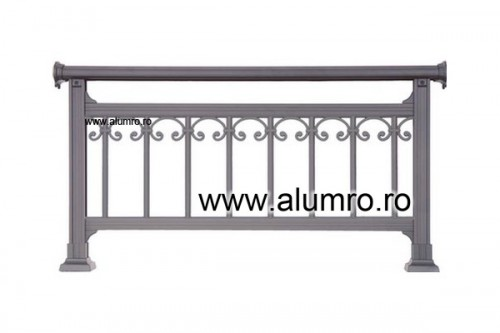 Balustrade clasice ALUMINCO - Poza 77