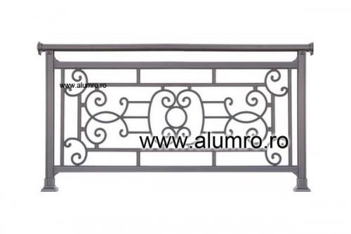 Balustrade clasice ALUMINCO - Poza 81