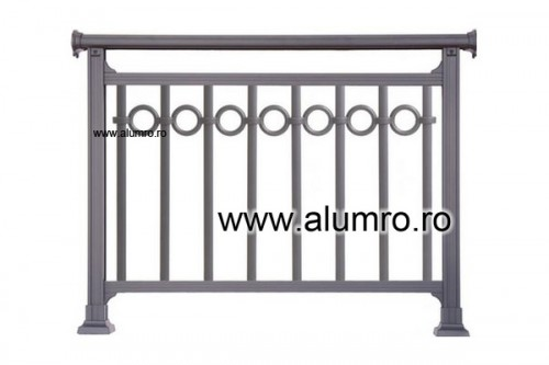 Balustrade clasice ALUMINCO - Poza 85