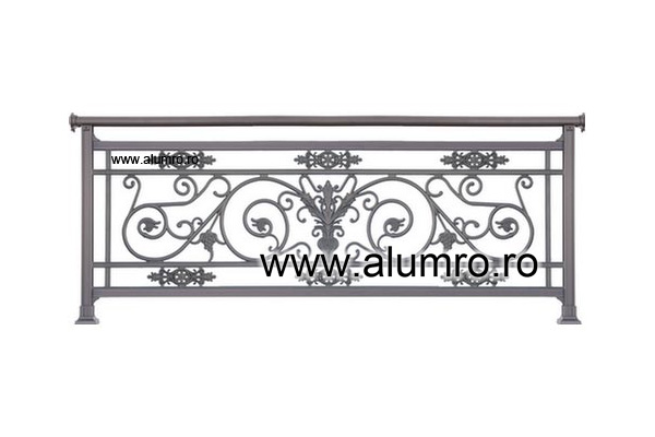 Balustrade clasice ALUMINCO - Poza 88