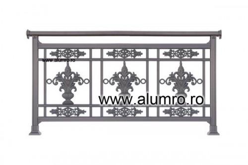 Balustrade clasice ALUMINCO - Poza 89