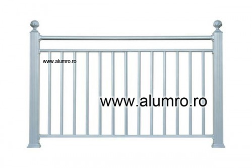 Balustrade clasice ALUMINCO - Poza 93