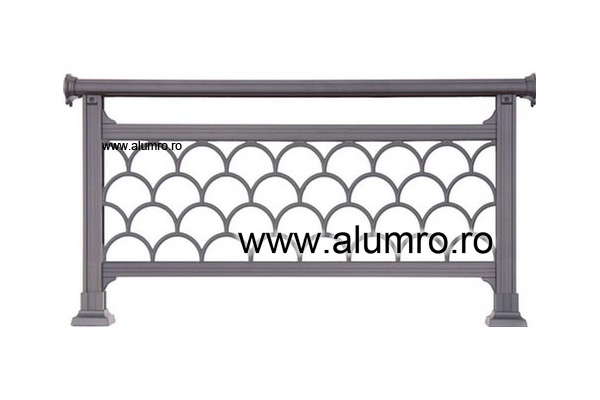Balustrade clasice ALUMINCO - Poza 100