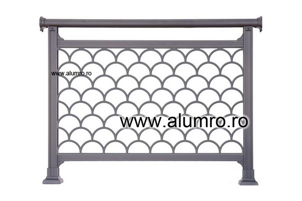 Balustrade clasice ALUMINCO - Poza 101