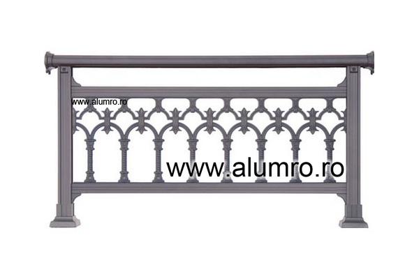 Balustrade clasice ALUMINCO - Poza 102