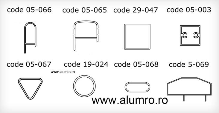 Balustrade clasice ALUMINCO - Poza 4