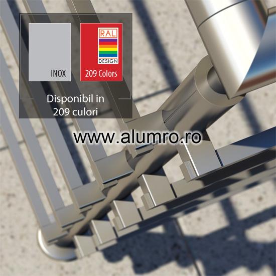 Balustrade moderne ALUMINCO - Poza 9