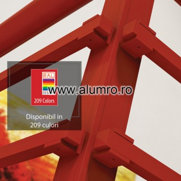 Balustrade moderne ALUMINCO - Poza 12