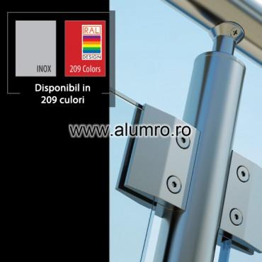 Balustrade moderne ALUMINCO - Poza 2