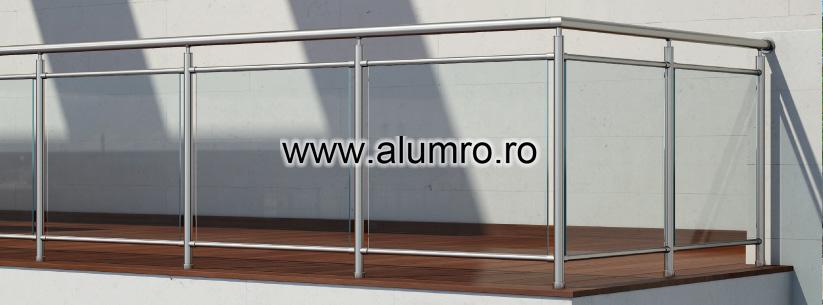 Balustrade moderne ALUMINCO - Poza 6