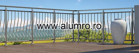 Balustrade moderne ALUMINCO - Poza 3
