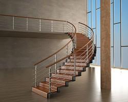 Balustrade, sisteme de balustrade din aluminiu Balustrade din aluminiu turnat, eloxat sau vopsit in camp electrostatic sau combinat sticla ALUMINCO sunt recomandate pentru amenajai interioare sau exterioare.