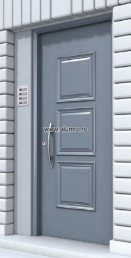 SECURITY DOOR ALUMINCO - Poza 1