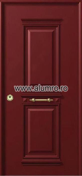 Usa de securitate din aluminiu - SP 3102 ALUMINCO - Poza 3