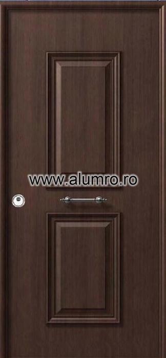 Usa de securitate din aluminiu - SP 3103 ALUMINCO - Poza 4