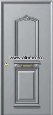 Usa de securitate din aluminiu - SP 3112 ALUMINCO - Poza 5