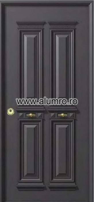 Usa de securitate din aluminiu - SP 3132 ALUMINCO - Poza 6