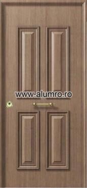 Usa de securitate din aluminiu - SP 3133 ALUMINCO - Poza 7