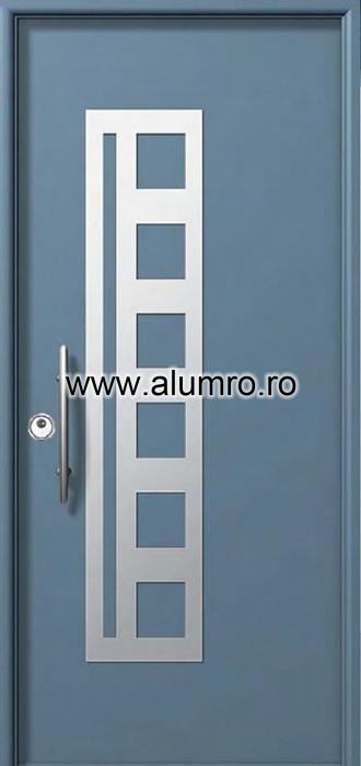 Usa de securitate din aluminiu - SP 3300 ALUMINCO - Poza 11
