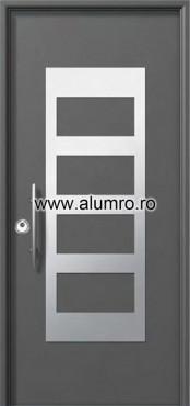 Usa de securitate din aluminiu - SP 3325 ALUMINCO - Poza 12