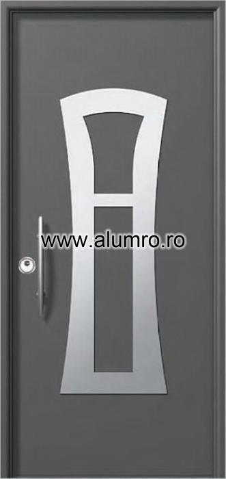 Usa de securitate din aluminiu - SP 3335 ALUMINCO - Poza 13