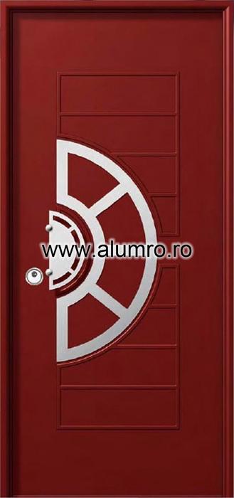 Usa de securitate din aluminiu - SP 3345 ALUMINCO - Poza 14