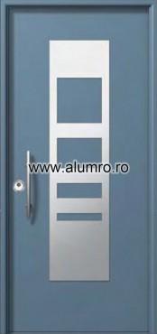 Usa de securitate din aluminiu - SP 3350 ALUMINCO - Poza 15
