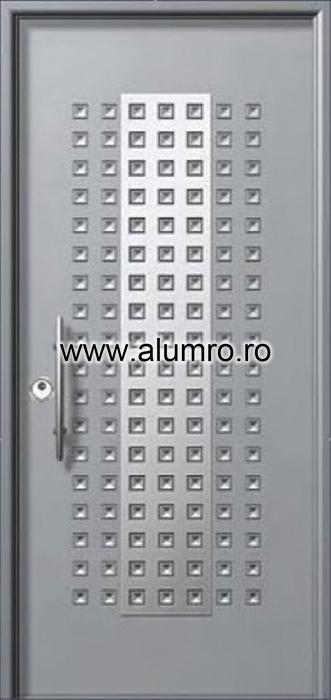 Usa de securitate din aluminiu - SP 3357 ALUMINCO - Poza 16