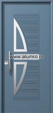 Usa de securitate din aluminiu - SP 3380 ALUMINCO - Poza 17