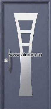 Usa de securitate din aluminiu - SP 3392 ALUMINCO - Poza 18