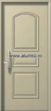 Usa de securitate din aluminiu - SP 3612 ALUMINCO - Poza 21