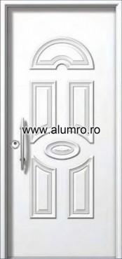 Usa de securitate din aluminiu - SP 3613 ALUMINCO - Poza 22