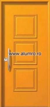 Usa de securitate din aluminiu - SP 3615 ALUMINCO - Poza 23