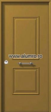Usa de securitate din aluminiu - SP 3616 ALUMINCO - Poza 24