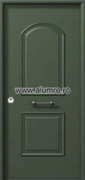 Usa de securitate din aluminiu - SP 3617 ALUMINCO - Poza 25