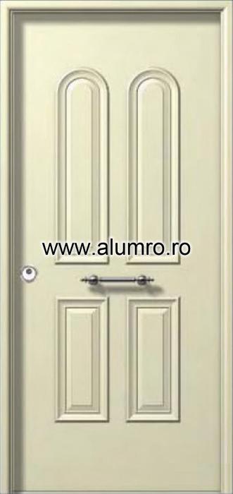 Usa de securitate din aluminiu - SP 3621 ALUMINCO - Poza 27