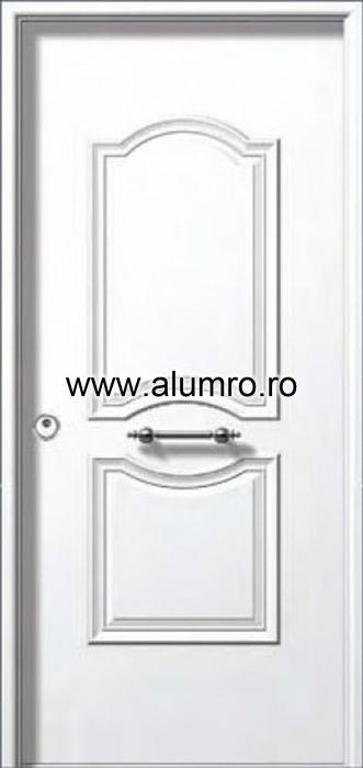 Usa de securitate din aluminiu - SP 3623 ALUMINCO - Poza 29