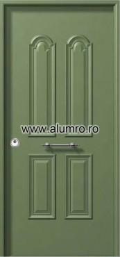Usa de securitate din aluminiu - SP 3624 ALUMINCO - Poza 30