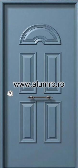 Usa de securitate din aluminiu - SP 3625 ALUMINCO - Poza 31