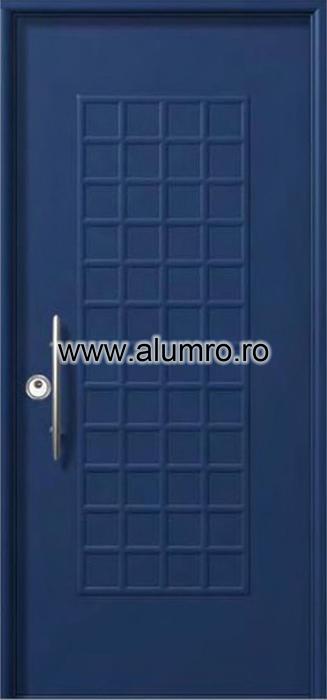 Usa de securitate din aluminiu - SP 3780 ALUMINCO - Poza 32