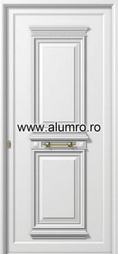 Usa din aluminiu pentru exterior - P102 ALUMINCO - Poza 1