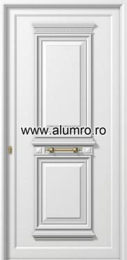 Usa din aluminiu pentru exterior - P102k ALUMINCO - Poza 2