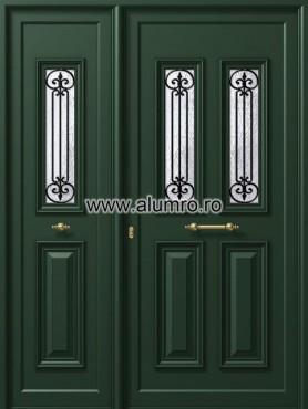 Usa din aluminiu pentru exterior - P106 - P131 ALUMINCO - Poza 9
