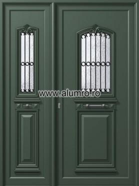 Usa din aluminiu pentru exterior - P115 - P110 ALUMINCO - Poza 14